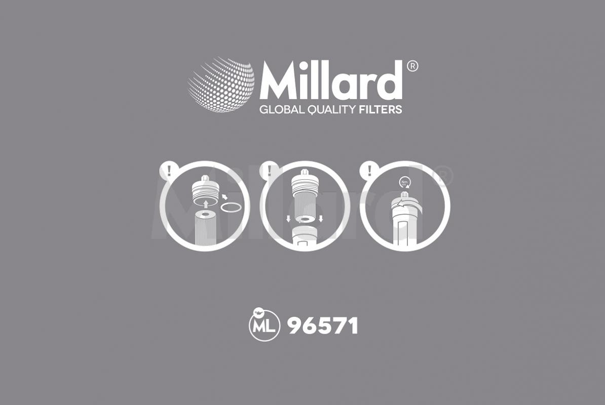 Millard Filters - Datasheet ML-96571